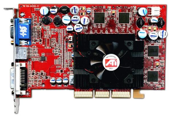 2002年,Radeon 9700 Pro发布,是第一款支持DirectX 9的显卡