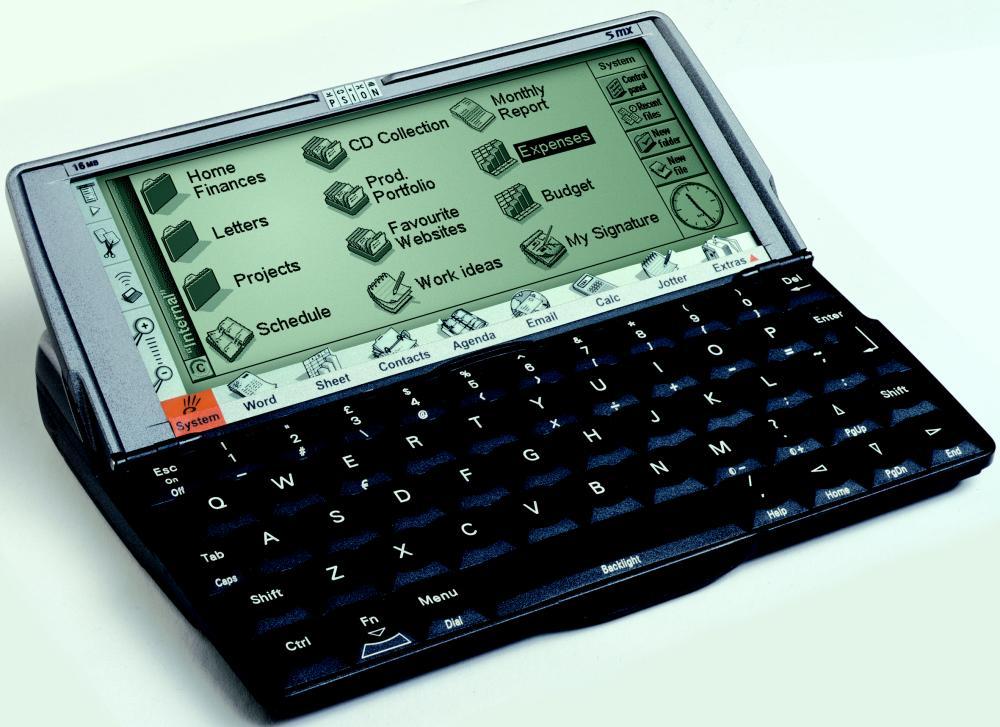 1980年, Psion 公司成立,旗下EPOC操作系统是塞班系统的前身