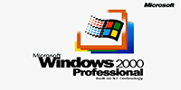 Windows 2000 Professional (with SP4) (Retail)