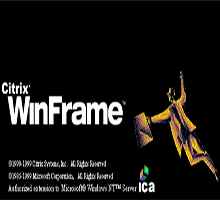 Citrix WinFrame 1.7 SP5B
