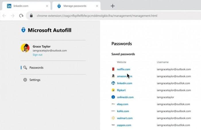 【今天整了啥活】0206 微软宣布跨平台跨设备的密码自动填充解决方案